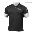 Better Bodies Collar Tee black