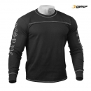GASP INC Thermal Langarmshirt schwarz